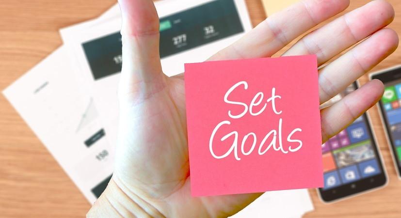 sett mål